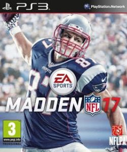Capa Madden-NFL-17 PS3 2016
