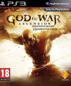 Capa god-of-war-ascecion-ps3