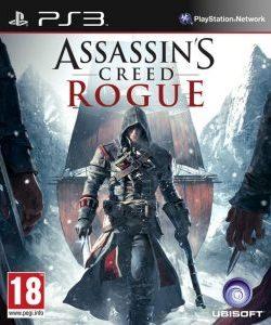 Capa Assassin's Creed Rogue (2014) PS3