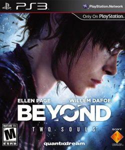 Beyond Two Souls PS3 (2013)