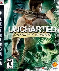 Uncharted: Drake's Fortune PS3 (2007)