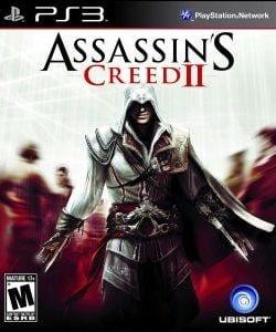 CAPA Assassins Creed 2 PS3