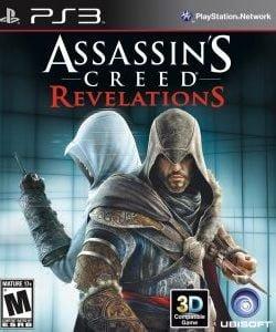 Imagem Assassin´s Creed Revelations PS3