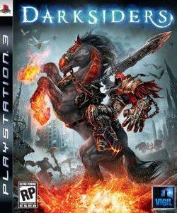 Capa Darksiders PS3 (2010) Playstation 3