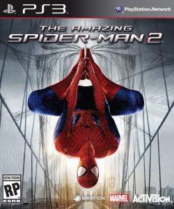 Capa Spider-Man 2 PS3 Homem Aranha 2