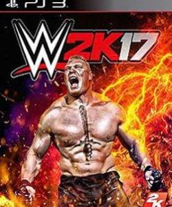 Jogo WWE 2K17 2017 PS3