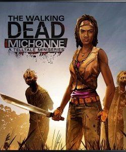 Capa The Walking Dead: Michonne 2016 (Episode 1) PS3 ISO
