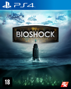 BioShock The Collection (2016) PS4