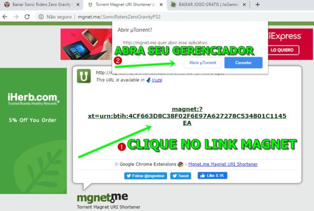 Como passar do encurtador de links monetizado img3