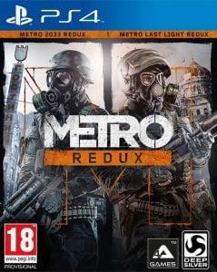 Metro Redux (2014) PS4