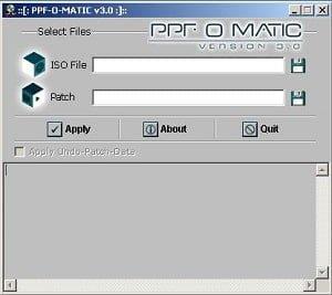Programa PPF O MATIC Como aplicar tradução
