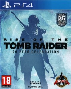 Rise Of The Tomb Raider 20 Year Celebration (2016) PS4