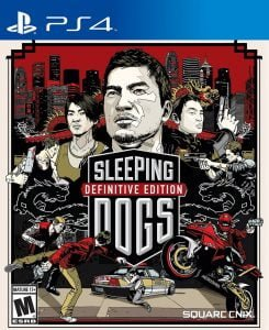 Sleeping Dogs Definitive Edition (2014) PS4