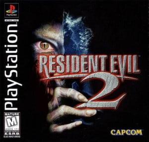 Resident Evil 2 Pt Br RE2 Dual Shock