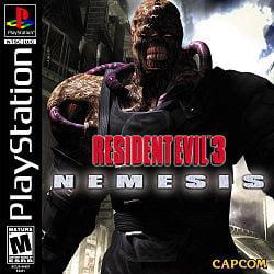 Resident Evil 3 Pt Br RE3 Nemesis