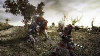 Imagem do jogo The Witcher Enhanced Edition PC (2009)