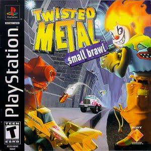 Imagem do jogo Twisted-Metal: Small-Brawl (2001)
