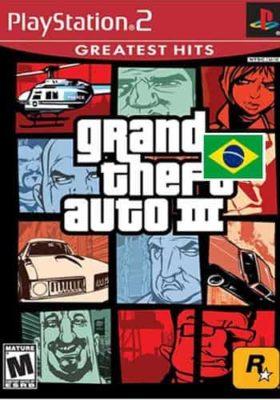 Baixar Grand Theft Auto 3 Ps2 em Português PtBr Torrent GTA3