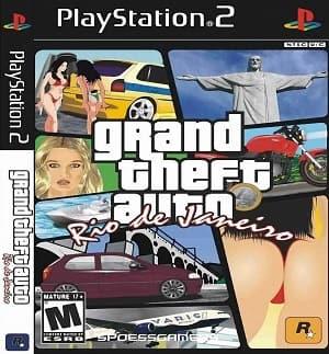 Baixar Grand Theft Auto Rio de Janeiro PS2 ISO PT-BR
