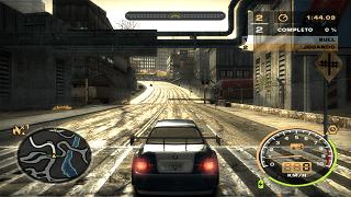 Imagem do jogo NFSMW Vs NORMAL PC 1.3 Sem Textura (2005)