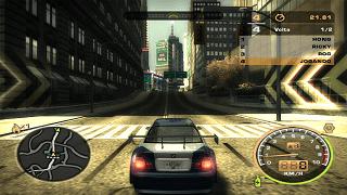 Imagem do jogo NFSMW NORMAL PC Sem Textura (2005)