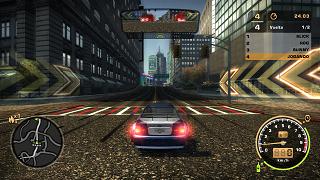 Imagem do jogo NFSMW REDUX PC Com Textura (2005)